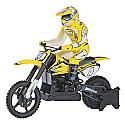 DuraTrax Body & Decal Set Yellow/DXR450  DTXC4351