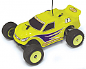 Losi Micro-T X-Citer Truck Body (Unpainted)