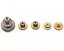 Savox Gear Set w/Bearings for SC1251MG  SAVSGSC1251MG