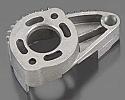 Traxxas 1/16 Ford Fiesta/Kyle Busch Finned Aluminum Motor Mount