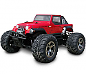 HPI Savage XS Flux Clear Jeep Wrangler Rubicon Body