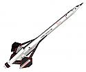 Estes Cosmic Interceptor D/E Engine Model Rocket Kit SK4 / 625FT EST1651