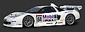 HPI Racing Honda NSX 190mm Touring Car Body