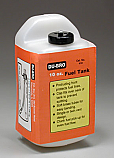 DU-BRO 10 oz. Square Fuel Tank  DUB410