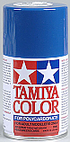 Tamiya PS-4 Blue Polycarbonate/Lexan Spray Paint 3 oz TAM86004