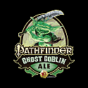 Pathfinder Ghost Goblin Ale T-shirt (XL) by Off World Designs  OWD29016-XL