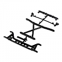 Axial Racing 1/8th, 1/10th Scale XL Chassis Cross Members/Yeti/XL AXIAX31005