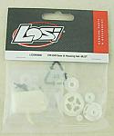 Losi Mini-LST Fr/Rr Diff Gear & Housing Set