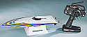 Aquacraft MiniMono Brushless 2.4Ghz Deep-Vee Racing Boat AQUB1805
