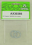 Axial AX-10 Scorpion Diff Gasket 16x25x0.5mm