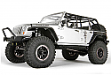 "Axial Racing 1/10 Scale SCX10 Front/Left Wheel Wells .04"" Clear  AXIAX31150"