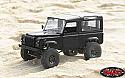 RC4WD Gelande II RTR 1/18th Scale Rock Crawler with Defender D90 Body RWDZ-RTR0026
