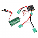 Castle Creations 1/8 Sidewinder ESC+2200kV Brushless Motor Combo w/Series Connector CSE010-0139-11