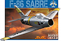 Great Planes Electrifly F-86 Saber TX-R Transmitter Ready Brushless Airplane GPMA1771