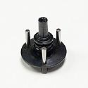 Tekno RC 1/8th Scale Elektri-Clutch 3-shoe E-Clutch Adapter TKR40000A