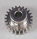 23 Tooth 48 Pitch Pinion Gear by Robinson Racing