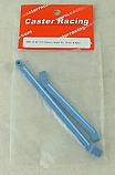 Caster Racing K8 Truggy Blue 7075 Alloy Chassis Brace Set CRZK8PT03