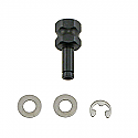 Ofna Racing 1/8 Clutch Nut Pilot Shaft - E-Clip Type/Hyper 7/Pirate MT  OFN10090