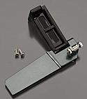 "Atomik RC Barbwire R/C Boat Aluminum Rudder Set (3"" tall) ATK18067"