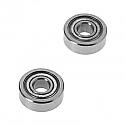 Axial Racing 5x14x5mm Ball Bearings (Fits AR44 Axles on SCX10 II) AXIAX31407