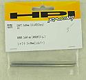 HPI Racing R40 Silver Shaft Set 3x84mm (2 Pcs.)