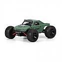 Pro-Line Racing Desert Militia Clear Body 1/16 Traxxas E-Revo  PRO3394-00
