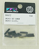 Mugen SK 3x12mm Set Screw (10)