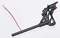Heli-Max Left Rear LED, Motor and Boom Set/1SQ V-Cam Quadcopter  HMXE2213