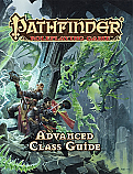 Pathfinder RPG: Advanced Class Guide (Hardcover, 256 pages) PZO1129
