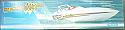 Pro Boat Shockwave 36 RTR Nitro Boat w/T-Drive PRB2050T
