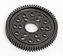 69 Tooth 48 Pitch Precision Spur Gear for the Electric TC3 ASC3921