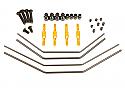 Team Durango/Anti-Roll Bar Set Front/Rear Alum Turnbuckle/DEX410 TDRTD230031