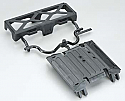 Axial Racing Wraith Tube Frame Skid Plate/Battery Tray