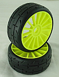 Kyosho Inferno GT2 & 1/8 S1 Compound Ultrasoft GRP REVO 2014 Race Tires GMH01-S1