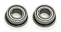 Team Associated Flanged Bearing Set 4 x 8 x 3/TC6  ASC31331