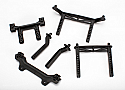 Traxxas Monster Jam Replica Adjustable Front/Rear Body Mount Set