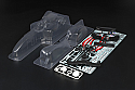 Tamiya F104 1/10 Scale Body Parts Set