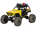 Pro-Line Racing Jeep Wrangler Rubicon Clear Body for Axial Wraith  PRO3380-00