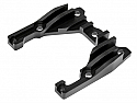 Hot Bodies Cyclone S Black Middle Chassis Heatsink