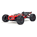 Arrma R/C Talion 1/8th Scale 6S Brushless 4WD Truggy  60+ MPH ARAARAD88** Red/Black