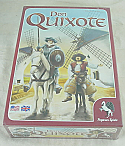 Don Quixote Board Game by Pegasus Spiele PSIPEG51210