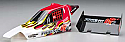 Phoenix BX II / RC10 B3 Red Painted Buggy Body TTRPD8249