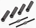 HPI Racing Savage XS Flux Steel Steering Turnbuckle Set