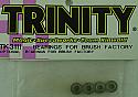 Trinity Bearings for Trinity Brush Factory (4pcs)  TRITK3111