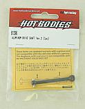 Hot Bodies Cyclone Heavy Duty Aluminum Drive Shaft Ver. 2