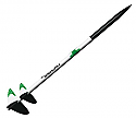 Estes Astron Elliptic II Model Rocket Kit Skill Level 2  EST2447
