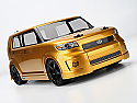 HPI Racing True Ten Scale Touring Car Scion XB Clear Body  HPI105019