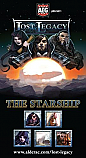 Lost Legacy 1: The Starship Card Game Alderac Entertainment Group  AEG5811