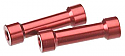 Axial AX-10/AX10 Scorpion Red 7x25mm Post