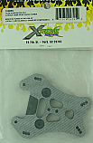 Xtreme Racing 1/8th Scale Carbon Fiber Rear Shock Tower/Associated RC8 XTR10905S